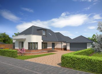 Thumbnail 5 bedroom detached house for sale in Broom Road, Whitecraigs, Glasgow