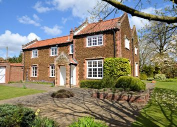 Thumbnail 5 bedroom detached house for sale in Church Lane, Roydon, King's Lynn