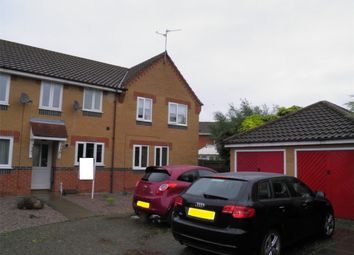Thumbnail 2 bed terraced house to rent in Sorrel Close, Deeping St James, Peterborough, Lincolnshire