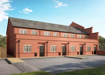 Thumbnail 3 bedroom terraced house for sale in The Matrix, Egerton Park, Norman Road, Altrincham