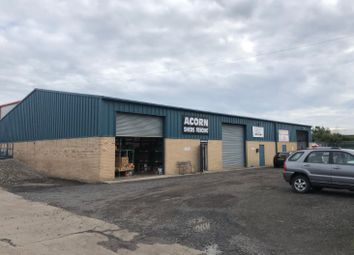 Thumbnail Industrial for sale in Castle Island Way, Ashington