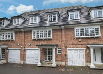 Thumbnail 4 bed terraced house for sale in Swiss Cottage Place, High Road, Loughton