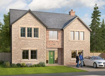 "Thumbnail 5 bed detached house for sale in ""The Oakham"" at Glenarm Road, Wynyard Business Park, Wynyard, Billingham"