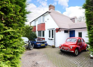 Thumbnail 3 bed semi-detached house for sale in Greenhurst Road, London