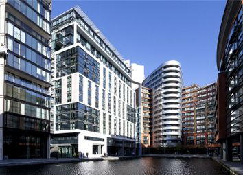 Thumbnail 2 bed flat for sale in Merchant Square, Paddington, London