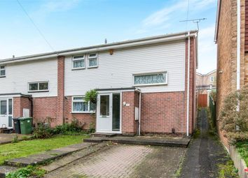 Thumbnail 2 bed end terrace house for sale in Porteous Crescent, Chandlers Ford, Eastleigh