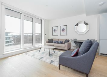 Thumbnail 2 bed flat to rent in Sopwith Way, Chelsea, Battersea