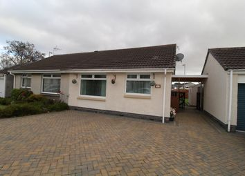 Thumbnail 2 bed semi-detached bungalow for sale in Carnoustie Court, Kilwinning