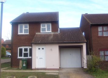 Thumbnail 3 bedroom detached house to rent in Caldewell, Two Mile Ash, Milton Keynes