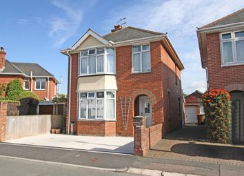 Thumbnail 3 bed detached house for sale in Hamilton Road, Topsham, Exeter