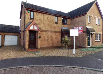 Thumbnail 3 bed semi-detached house for sale in Fontwell Drive, Bletchley, Milton Keynes, Buckinghamshire
