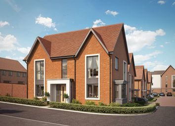 """Thumbnail 4 bedroom property for sale in """"The Walberswick"""" at Crick Road, Hillmorton, Rugby"""