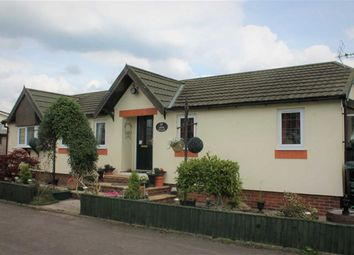 Thumbnail 2 bed mobile/park home for sale in Coalway Park, Coalway, Coleford