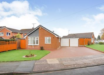 Thumbnail 2 bed detached bungalow for sale in Finchdene Grove, Finchfield, Wolverhampton