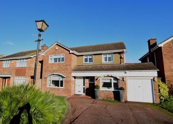 Thumbnail 4 bed detached house for sale in Billings Hill Shaw, Hartley, Longfield, Kent