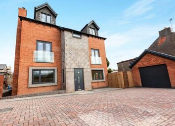Thumbnail 5 bed detached house for sale in Shaw Lane, Markfield, Leicestershire
