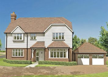 Thumbnail 4 bedroom detached house for sale in Newick Hill, Ghyll Croft, Newick, Lewes, East Sussex