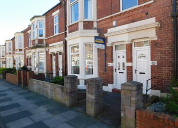 Thumbnail 2 bed flat for sale in Bamborough Terrace, North Shields