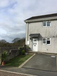 Thumbnail 2 bed end terrace house for sale in Widegates, Looe