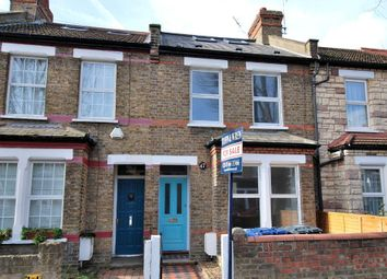 Thumbnail 5 bedroom terraced house for sale in Glenfield Road, Ealing, London