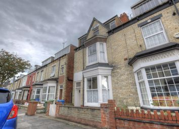Thumbnail 4 bedroom end terrace house for sale in Holyrood Avenue, Bridlington