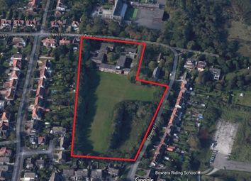 Thumbnail Land for sale in West Lane/Brewery Lane, Formby, Liverpool