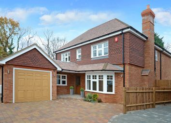 Thumbnail 5 bed detached house for sale in Manor Road North, Esher