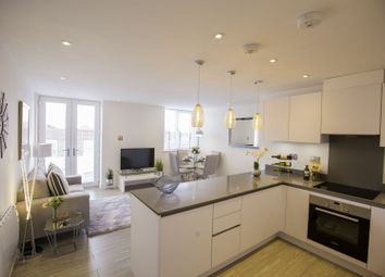 Thumbnail 2 bed flat for sale in Mellor Road, Cheadle