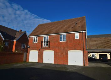 Thumbnail 2 bed flat for sale in Livings Way, Stansted