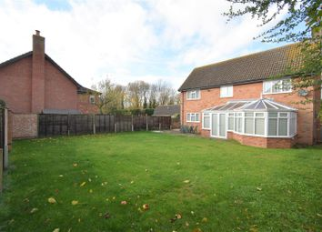 Thumbnail 5 bedroom detached house for sale in Lakeside, Werrington, Peterborough
