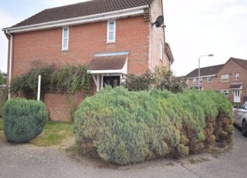 Thumbnail 3 bed semi-detached house for sale in Sorrel Drive, Attleborough