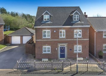 Thumbnail 4 bedroom detached house for sale in Holborn Crescent, Priorslee, Telford, Shropshire