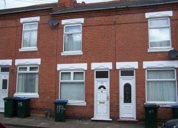 Thumbnail 2 bedroom terraced house to rent in Villiers Street, Stoke, Coventry