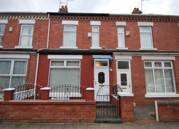 Thumbnail 3 bed terraced house for sale in Darnley Street, Old Trafford, Manchester