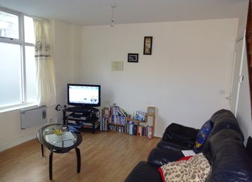 Thumbnail 1 bed triplex to rent in Friar Lane, Leicester