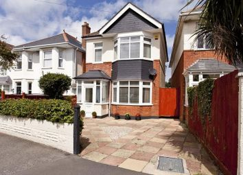 Thumbnail 4 bedroom detached house for sale in Heatherlea Road, Southbourne, Bournemouth