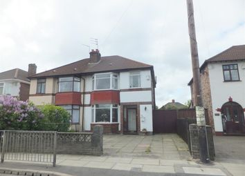 Thumbnail 3 bed semi-detached house for sale in Rupert Road, Huyton, Liverpool