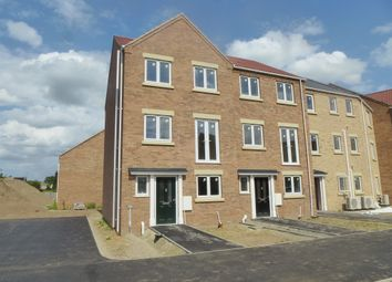 Thumbnail 4 bedroom terraced house for sale in Lerowe Road, Wisbech