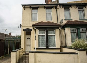 Thumbnail 4 bedroom end terrace house for sale in Yoke Close, Cliffe Road, Strood, Rochester