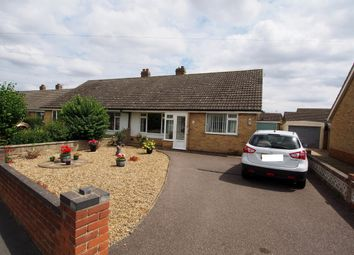 Thumbnail 3 bed semi-detached bungalow for sale in Sheffield Road, Wymondham