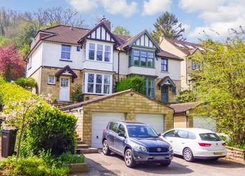 4 bed semi-detached house for sale in Warminster Road, Bathampton, Bath BA2