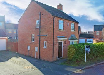 Thumbnail 3 bed detached house for sale in Chestnut Way, Selby