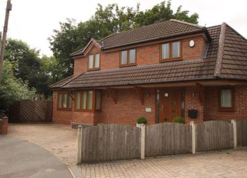Thumbnail 3 bed detached house to rent in Lutley Ave, Halesowen