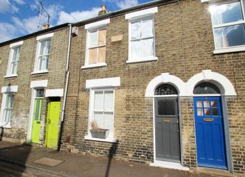Thumbnail 2 bed terraced house for sale in Upper Gwydir Street, Cambridge