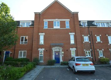 Thumbnail 2 bed flat for sale in Southalls Way, Norwich, Norfolk