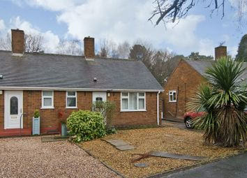 Thumbnail 1 bed semi-detached bungalow for sale in St. Aidans Road, Cannock