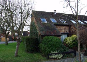 Thumbnail 3 bed end terrace house to rent in Bisham Court, Bisham Village, Marlow, Berkshire