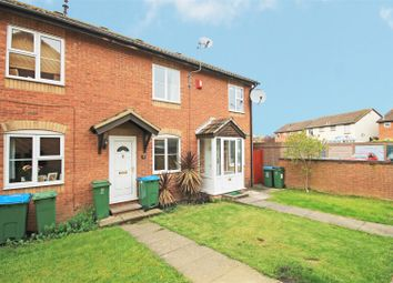 Thumbnail 2 bed terraced house to rent in Deverill Road, Aylesbury