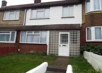 Thumbnail 3 bed property to rent in Cooling Road, Strood, Rochester