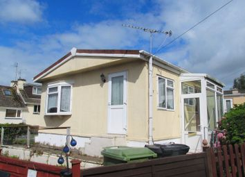 Thumbnail 2 bed mobile/park home for sale in Waterdale Farm Caravan Park, Newton Abbot